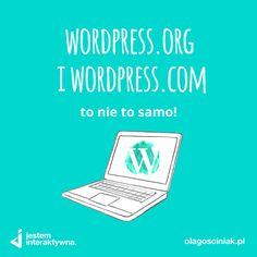 Wiesz że WordPress.org i WordPress.com to nie to samo? Jeśli chcesz poznać różnice i wybrać najlepszą opcję to zapraszam do artykułu :)  http://ift.tt/2askvBm