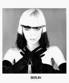 Terri Nunn/Berlin Press Photo. Enigma Records/USA - anyone ever notice that men in music can look however, but to make it as a woman you have to look good?