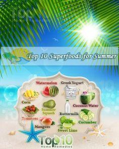 10 top anti aging foods.