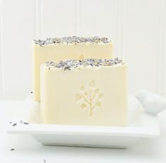 French Lavender Soap  Natural Botanical Soap by SummerfieldSoaps, $6.00