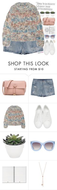 """you are my 3am thoughts"" by exco ❤ liked on Polyvore featuring Chloé, Jil Sander, Torre & Tagus, Alice + Olivia, casual, autumn, sporty, newchic and fall2017"