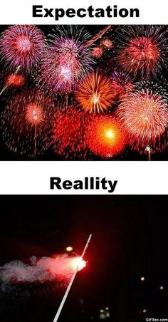This is SO true!! #Fireworks