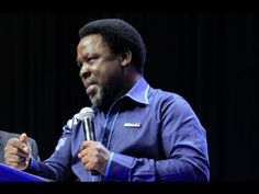 Joshua delivers a message dealing with the central truths of Christianity in a Pastors and Leaders Conference held at the World Trade Center in Mexico C. T B Joshua, Receiving The Holy Spirit, Light Of Life, Godly Man, Prayer Request, Christianity, Afro, Trains, Love Quotes