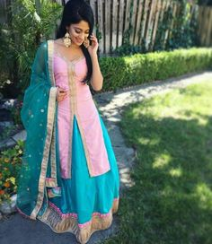 chahal Classic Indian salware suits Click above VISIT link for Indian Lehenga, Lehenga Choli, Saree, Sharara, Anarkali, Punjabi Fashion, Indian Fashion, Indian Dresses, Indian Outfits