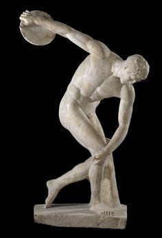 Discobolus c460-450 BC