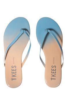 cf9feb40b3c5 TKEES Celebrity Fave Foundation Highlighter and Liner Leather Sandals in  many colors. Best Flip FlopsSummer ...
