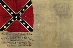 Jeb Stuart Quotes | JEB Stuart Headquarters Flag - 2nd National pattern. Also known as ...