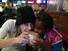 Jillian and daughter Jillian Michaels, My Girl, Winter Hats, Beanie, Daughter, Couple Photos, Couples, Fitness, Button