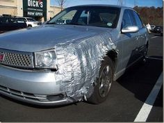 Research: uses of duct tape