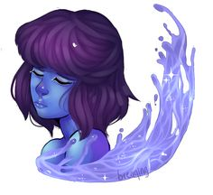 Water witch by breaqing on DeviantArt
