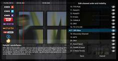 JSAT Pi with all the media center addons in this case free IPTV EPG