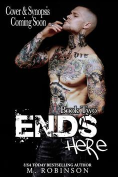 M. Robinson: SURPRISE ENDS HERE PROLOGUE REVEAL!!!