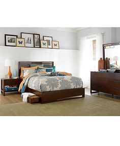 Tahoe Copper Bedroom Furniture Collection   Bedroom Furniture   Furniture    Macyu0027s | Home | Pinterest | Bedroom Furniture, Copper Bedroom And Copper
