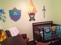 Legend of Zelda Nursery