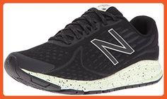 New Balance Women's Vazee Rush v2 Running Shoe, Black/Silver, 7 B US - Athletic shoes for women (*Amazon Partner-Link)