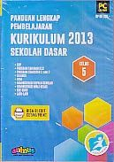 PANDUAN LENGKAP PEMBELAJARAN KURIKULUM 2013 SEKOLAH DASAR KELAS 5 | Toko Buku Rahma