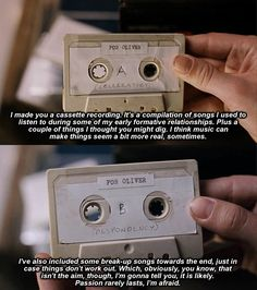 just finished watching submarine. this is my fav part coz then alex turner's music comes on <3