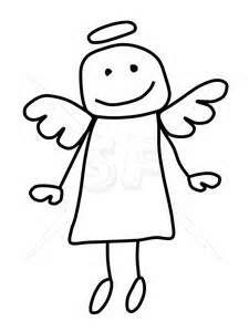 angel clip art black and white prayer bible journaling rh pinterest com black white angel clipart black angel clipart images