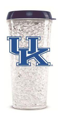 Kentucky Wildcats Crystal Freezer Tumbler #KentuckyWildcats