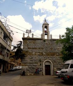 Church in Hadchit,North Lebanon