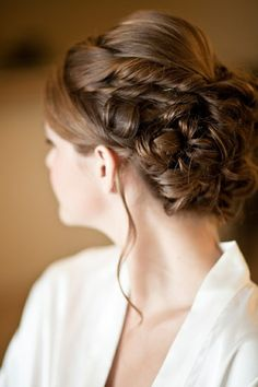 10 Formal Wedding Day Bridal Hairstyles