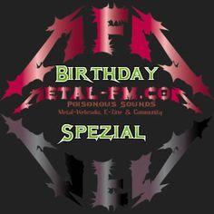Heut schlägst Party, Birthday Parte von 14:00 - 24:00 Uhr davon von 18:00 - 24:00 Uhr Live-Shows