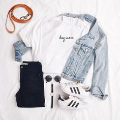 Womens clothes for hawaii casual outfits for teens in 2019 к Cute Lazy Outfits, Casual School Outfits, Cute Swag Outfits, Teenage Girl Outfits, Girls Fashion Clothes, Teen Fashion Outfits, Teenager Outfits, Mode Outfits, Retro Outfits
