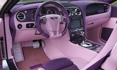 Purple Car Interior - Bing Images