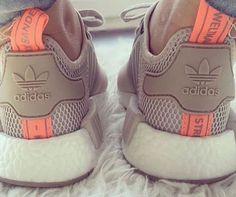 Adidas NMD R1 Primeknit - Women's Vapour Grey/Footwear White
