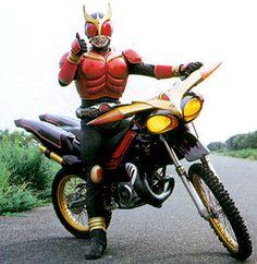 ビートチェイサー2000『仮面ライダークウガ』