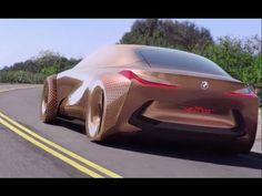 BMW VISION NEXT 100, Una maravilla tecnológica con visión futurista.