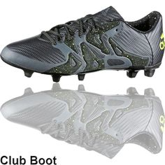 The Football Nation Ltd - adidas Ace 15.3 Boots (FG - Black Solar Yellow 9a1629aab