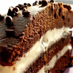 Ice Cream Sandwich Cake - good summer dessert for a crowd
