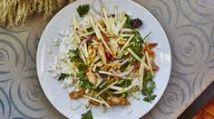 A Crispy Thai Chicken Salad for When You Have Zero Time to Cook | Bon Appetit