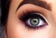Pretty eye. I like the makeup as well.