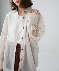 Contemporary Fashion, Beautiful Moments, Mix Match, Tokyo, Raincoat, Blouse, Simple, Clothing, Jackets