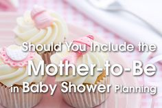 Do You Include Mom in Baby Shower Planning? - The Invitation Shop