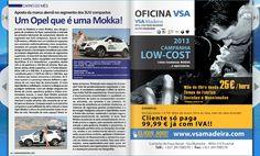 Carro do Mês com a modelo Mónica Pereira, fantástica na apresentação desta viatura da Opel Madeira.