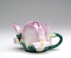 Iris Teapot, she would have loved this