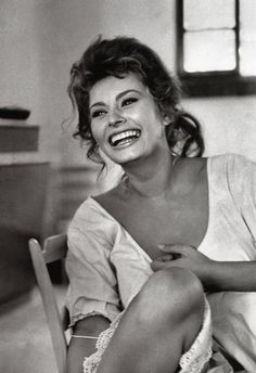 "life: ""Happy birthday to LIFE legend, Sophia Loren. Born in Rome, Italy on Sept. This photo is from the Aug. 1961 cover story - Lovely Ways and Wiles of a Captivating Woman: SOPHIA LOREN. (Alfred Eisensteadt—The LIFE Picture."