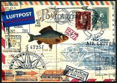 Mail Art 3
