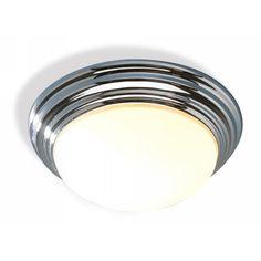 Dar BAR5050 Barclay Chrome Large Ceiling Light