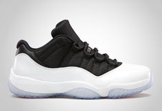 Air Jordan 11 Retro Low-White Black True Red Air Jordan Xi Low 0eee01fd1