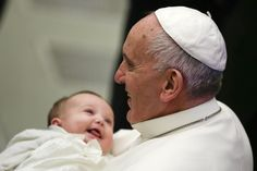 VATICAN CITY — Feel Free to Breastfeed Here, Pope Tells Mothers in Sistine Chapel - (In case you haven't read this, here it is. When 25% of the U.S. is Catholic and most of south america, it's an important statement coming from the Vatican.)