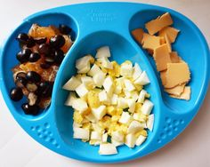 Tons of TODDLER MEAL ideas!