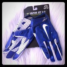 2ffb3545 Nike vapor jet 3.0 football gloves adult large New Nike Accessories Gloves  & Mittens Football Gloves