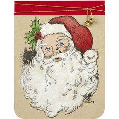 Stampendous - R156 Jolly Santa
