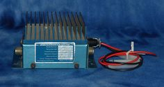 2 Meter Ham radio mobile linear amplifier amp For Parts Henry Electronics #HenryElectronics