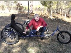 AtomicZombie Bikes, Recumbents, Trikes, Choppers, Ebikes, Velomobiles, and the Great Outdoors: Here We Go Again - Atomic Zombie™ Extreme Machines Builder's Forum