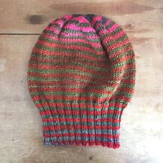 """Size To fit head circumference: 21(22, 23, 24) inches Child(Small, Medium, Large, XLarge) Materials 1 skein Urth Uneek Worsted, colour 4011 (approx 200m or worsted weight yarn)    4mm/ US6 – 16"""" circular                    4.5mm/US7-16"""" circular needles        4.5mm/US7 double pointed"""